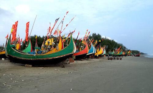 Teknaf Beach