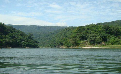 Tamabil Tourist Places in Sylhet